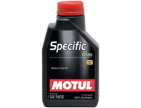 Масло моторное Motul SPECIFIC 0720 SAE 5W30 (1L)