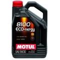 Масло моторное Motul 8100 Eco-nergy SAE 5W30  4L