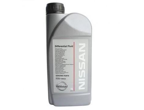 ТРАНСМИССИОННОЕ МАСЛО NISSAN DIFFERENTIAL FLUID SAE 80W-90 GL-5