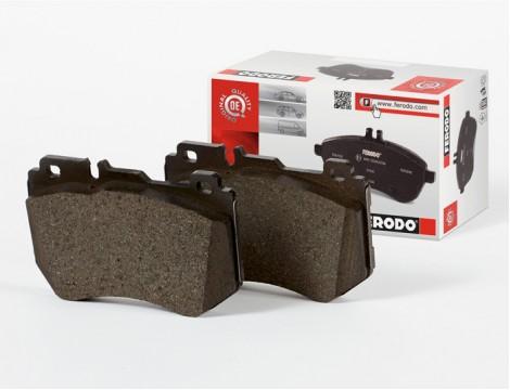 Тормозные колодки задние Infiniti FX35/45 S50 FERODO