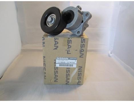 Натяжитель приводного ремня генератора верхний оригинал (11955-1CA0A)