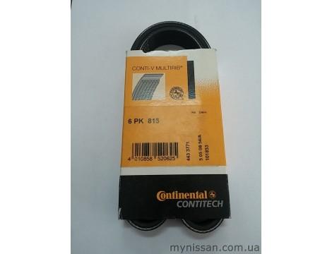 Ремень генератора Continental (6PK815)